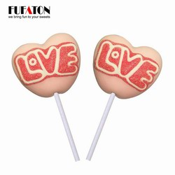 45g LOVE heart mallowpop