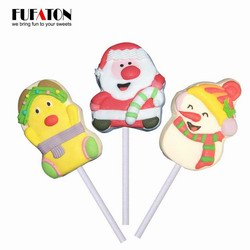 Handmade Marshmallow Lollipop