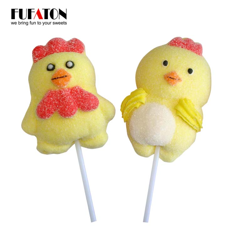 Easter chicken mallowpop