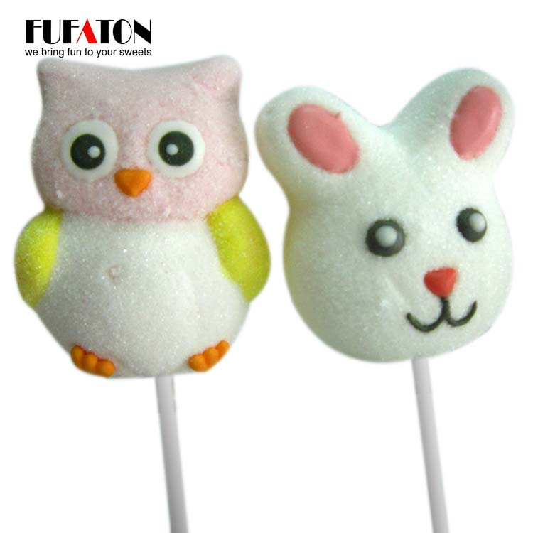 15g Animal lollipops produced in China