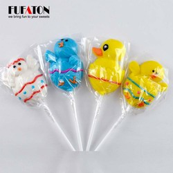 Cartoon shaped Lollipops Candy for Easter