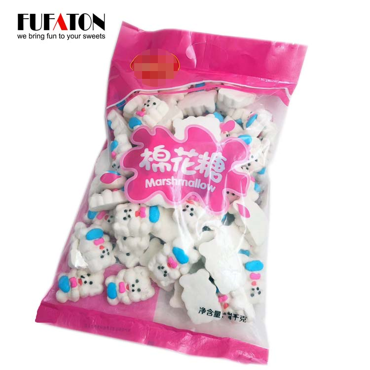 Hand decorated mini marshmallow candy in Bulk