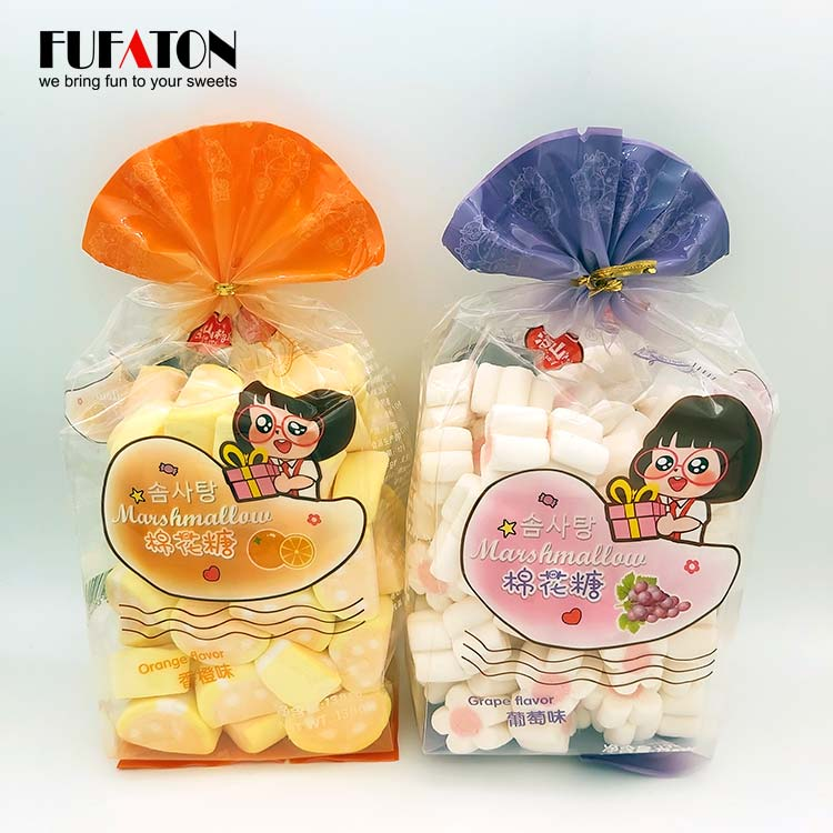 138g marshmallow in gift bags
