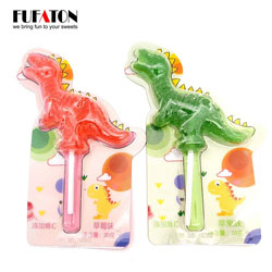 Dinasour Shaped Jelly Lollipops